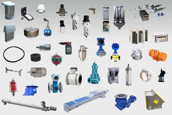 Wam Spare Parts For Batching Plant