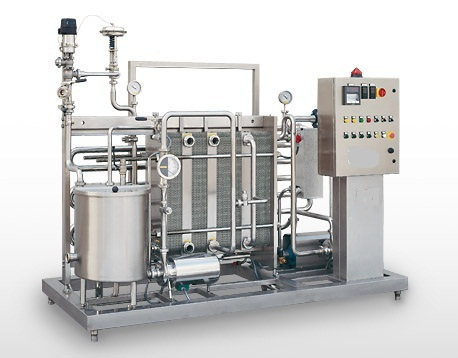 Milk Pasteurizing Machine