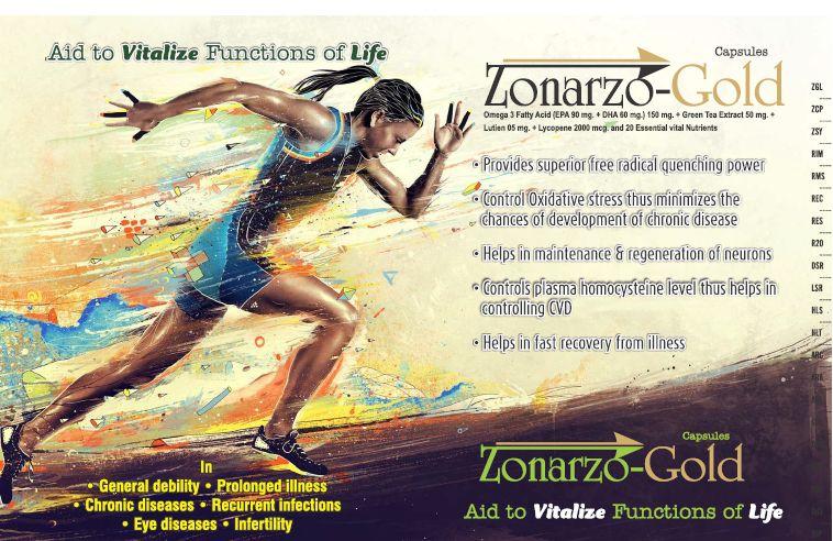 Zonarzo-Gold Capsules