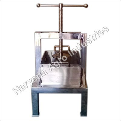 Manual Paneer Making Machine
