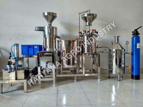 Soya Milk Making Machine 04