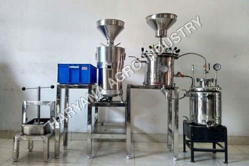 Soya Milk Making Machine 03