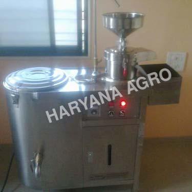 Soya Milk Making Machine 01
