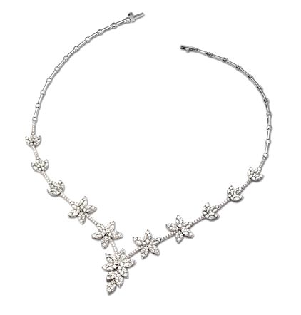 Diamond Necklace 03