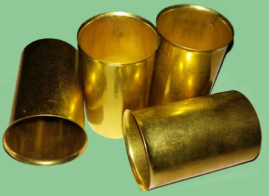 Brass Tube Sleeves