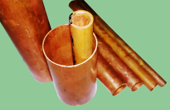 Solar Copper Pipes