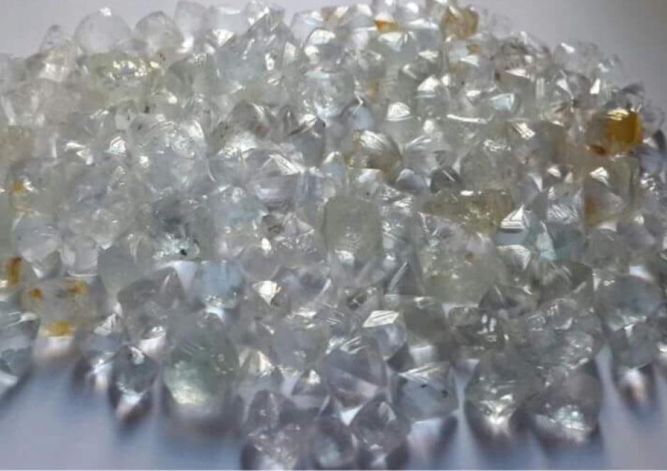 Loose Rough Diamonds