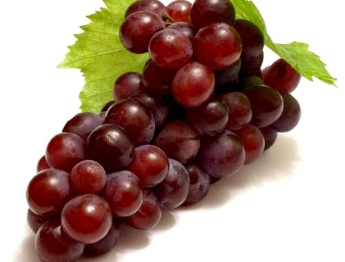 Brown Grapes
