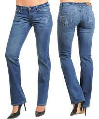 Ladies Denim Jeans 03