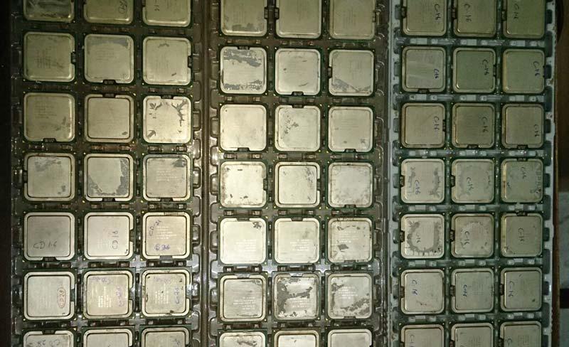 Intel 2.33/2.53/2.66 Ghz Core2Duo Processor