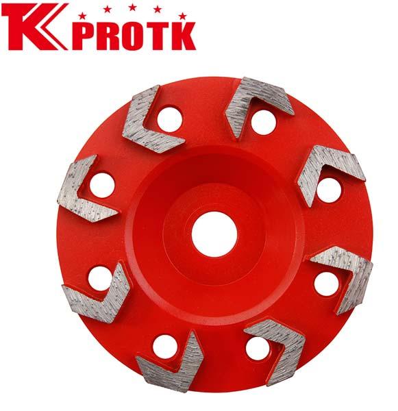 Diamond Segment Cup Grinding Wheels