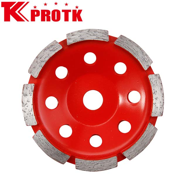Diamond Single Row Cup Grinding Wheels