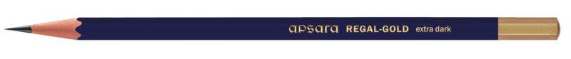 Apsara Regal Gold Pencil 01