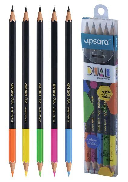 Dual Pencils