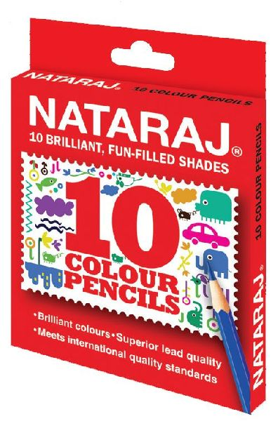 Natraj Color Pencil 01