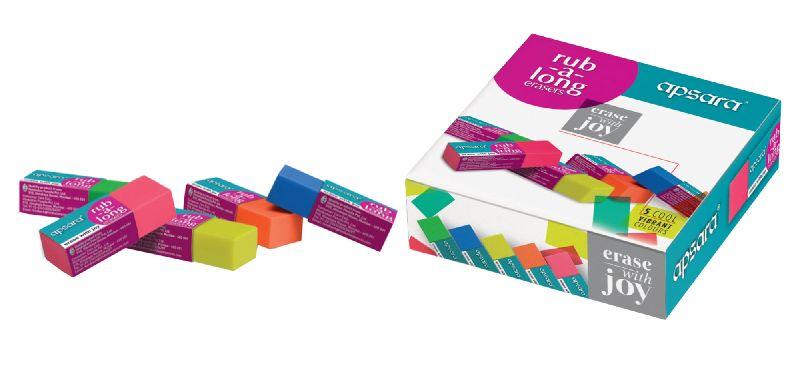 Rub-A-Long Erasers