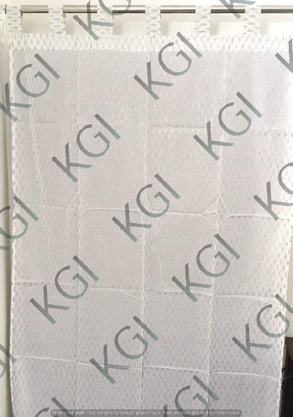 Hand Block Printed Curtain 01