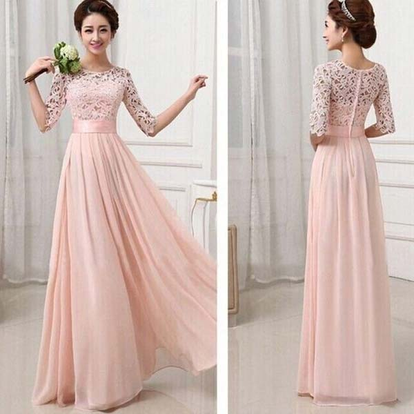 Ladies Gown,Ladies Gowns,Long Dresses Manufacturers Tirupur
