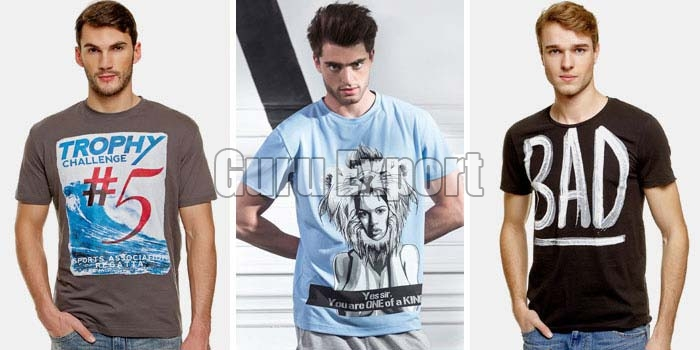Mens Round Neck T-Shirts 03