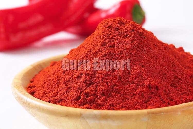 Red Chilli Powder 01