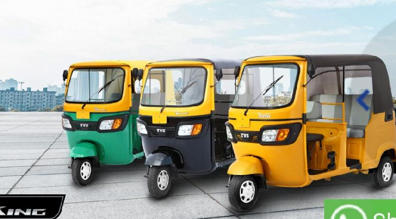 CNG Three Wheeler 02