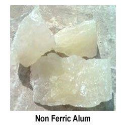 Non Ferric Alum