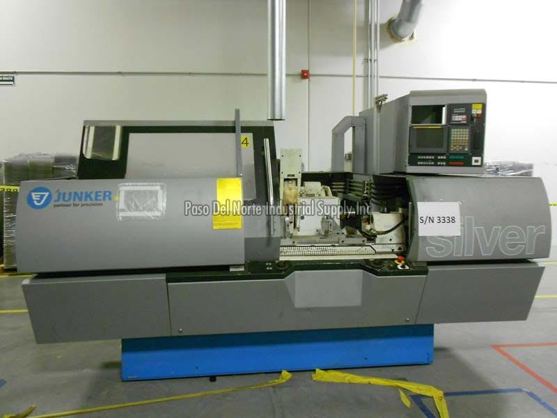 EW Junker Series CNC Grinder