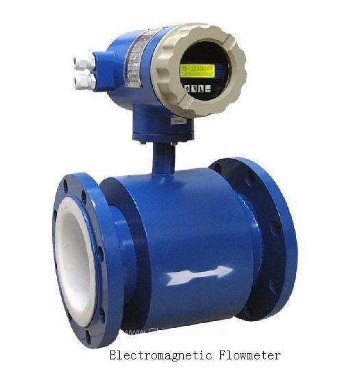 Digital Electromagnetic Water Flow Meter