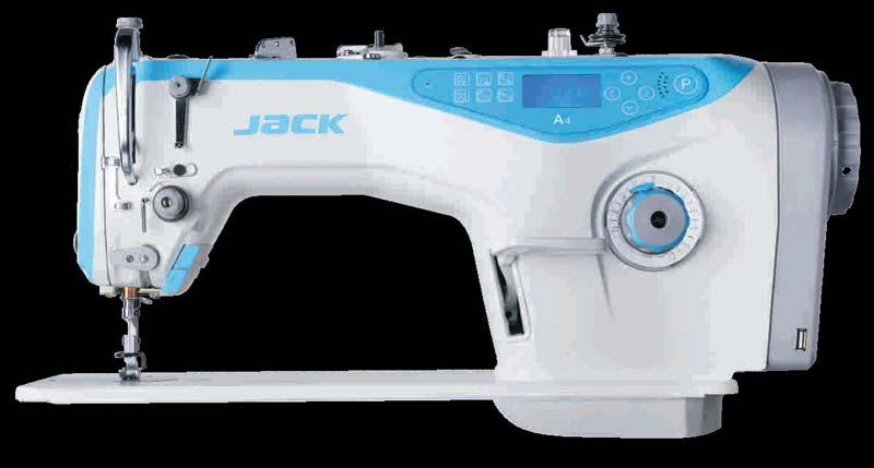Jack Lockstitch Machine (A4 Computerized)
