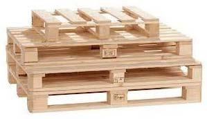 ISPM Treated Wooden Pallets