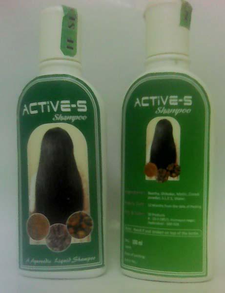 Active-S shampoo