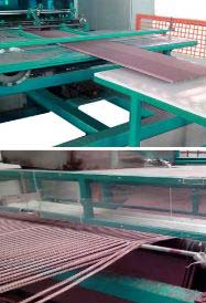 Corrugated Core Machine