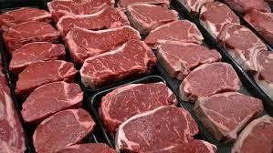 Frozen Buffalo Boneless Meat 05