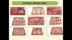 Frozen Buffalo Boneless Meat 06