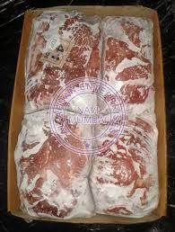 Frozen Buffalo Boneless Meat 07