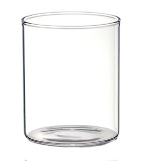 Borosil Clear Glass