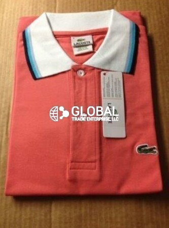 Lacoste Ss Contrast Collar Mens Polo T-Shirts 02
