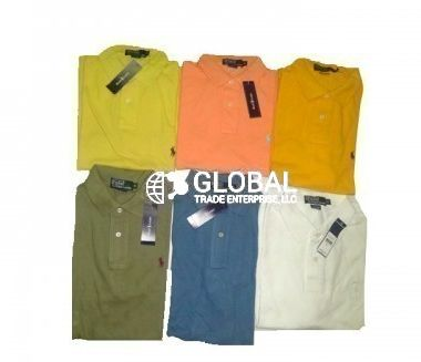 Ralph Lauren Mens Polo T-Shirts