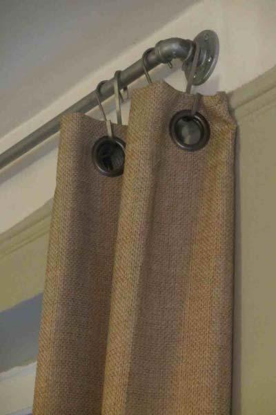 Designer Curtain Pipe