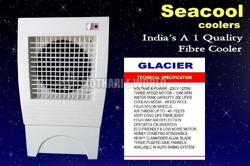 Fibre Body Glacier Air Cooler