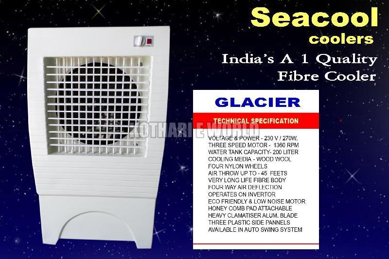 Fibre Body Glacier Air Cooler