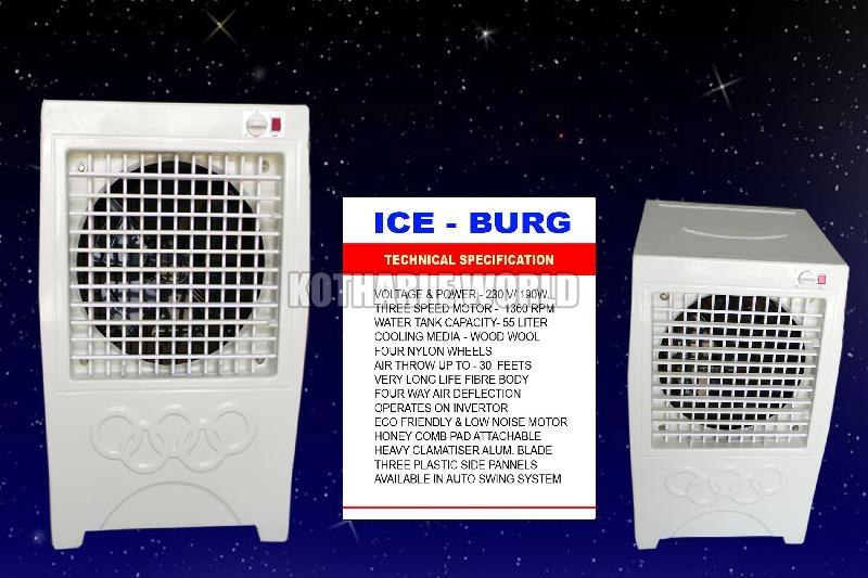 Fibre Body Ice burg Air Cooler