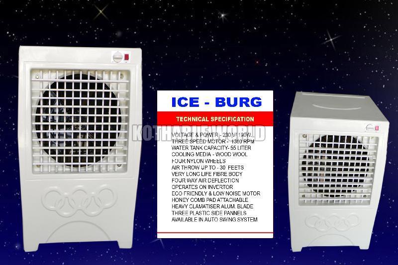 Fibre Body Ice burg Air Cooler