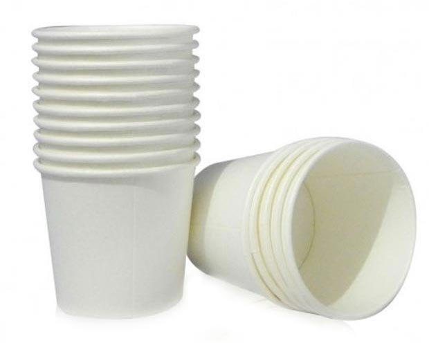90 ML Disposable Paper Cups