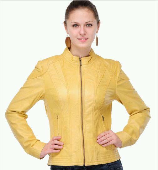 Leather jacket manufacturer