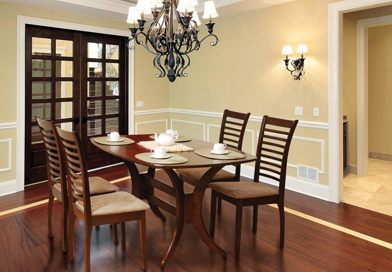 Teak Wood Dining Table Set Manufacturers In Tamil Nadu & Teak Wood Dining Table Designs India - Dining Tables