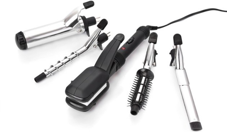 Hair Styling Tool 01