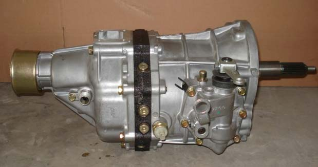 5L Gearboxes