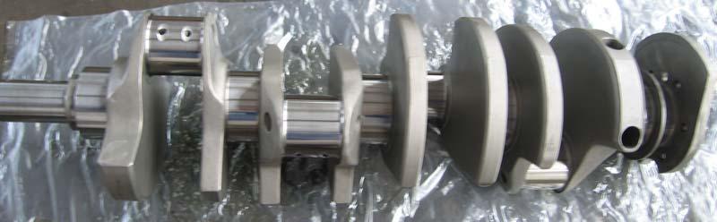 Crankshaft For Chevrolet