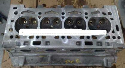 Cylinder Head For Peugeot (TU5JP4)